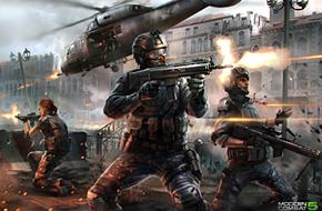现代战争5专区