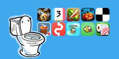 厕上极品 - 十款适合打发碎片时间的游戏推荐
