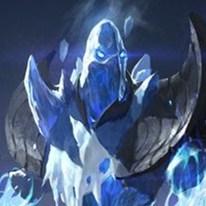 极寒冰霜诅咒《刀塔传奇》1月签到英雄冰魂