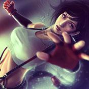 苹果佳游月榜8月刊 《最终幻想7》《劳拉Go》《黑白雨夜》等