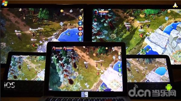 跨平台3D沙盒MMORPG《阿尔比恩》超长上手视频曝光 明年正式上架_iPhone游戏资讯_当乐iPhone游戏门户