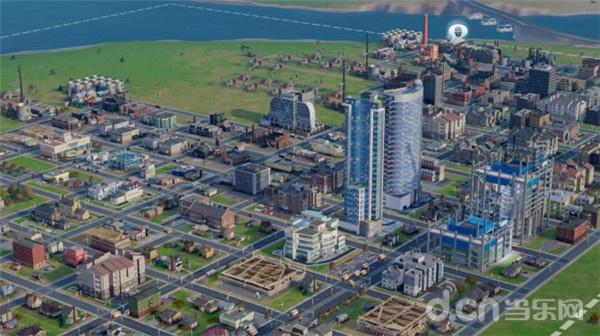 《模拟城市:建造》