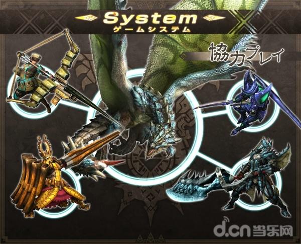 卡普空探险狩猎RPG《怪物猎人 Explore》明年中上架 最新PV公开_单机新闻_原创频道_当乐网
