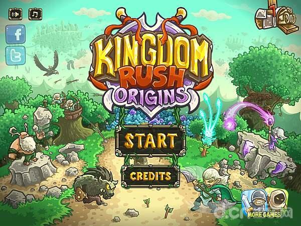王国保卫战:起源 Kingdom Rush Origins
