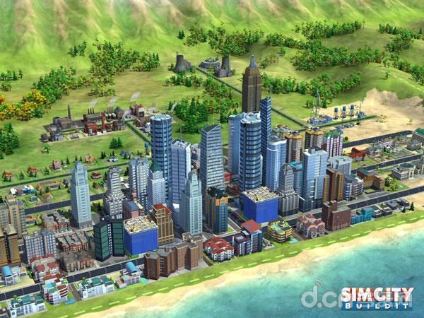 《模拟城市:建造 SimCity BuildIt》