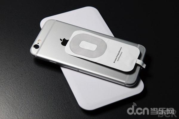 安装仅需10秒:成本不到20美元的iPhone 6无线充电套件_行业资讯_原创频道_当乐网