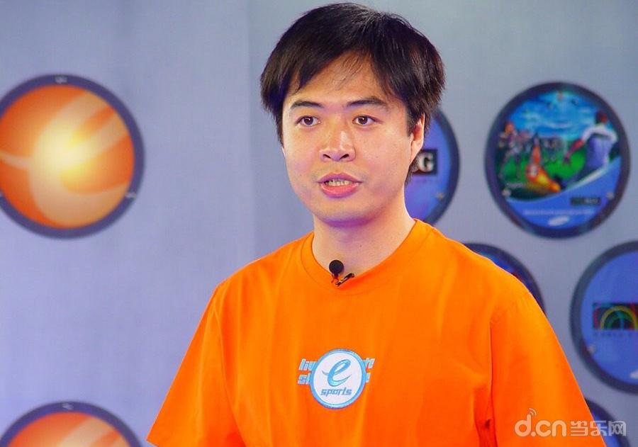 CCTV5解说员直播调侃:电竞主持年收入千万_周边趣闻_原创频道_当乐网