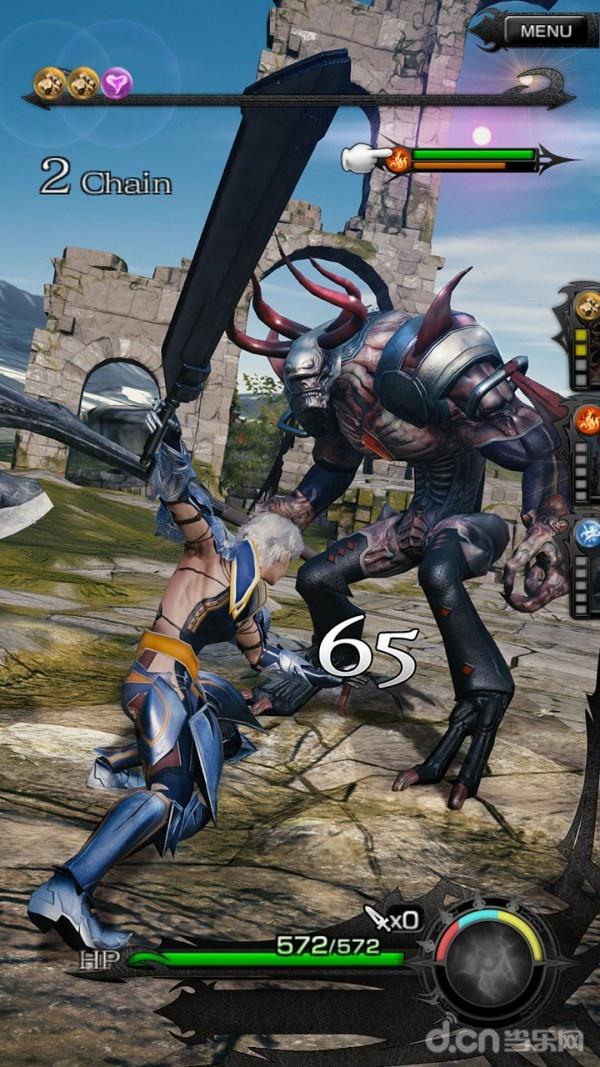 或许是最好的FF衍生游戏 《MEVIUS最终幻想》再爆大波精美截图_单机新闻_原创频道_当乐网