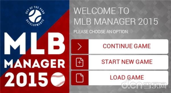 征战美国职棒大联盟!模拟经营游戏《MLB经理2015》3月发布