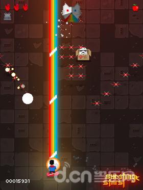 知名發行商相中射擊之星 7月一起用彩虹雷射痛打外星人
