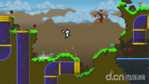 巨蟲助我去戰鬥!像素風橫版闖關遊戲那博大冒險登陸雙平臺