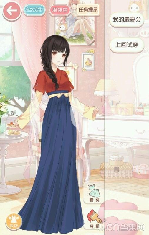 《奇迹暖暖》第六章通关技巧 少女级全S搭配