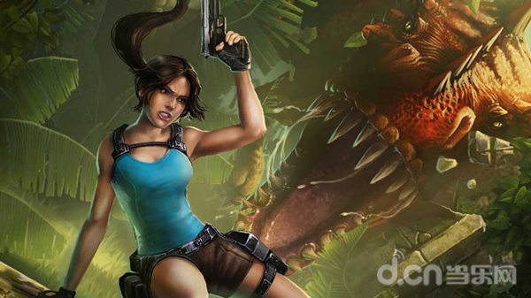 Lara Croft:Relic Run