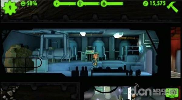 E3 2015:今日头条!辐射首款手游《辐射:庇护所 Fallout Shelter》突袭iOS! _手机游戏新闻_当乐原创频道