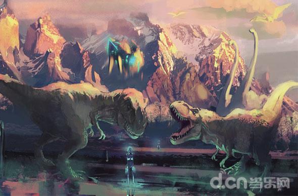 侏罗纪世界之门已打开 恐龙主题手游大盘点