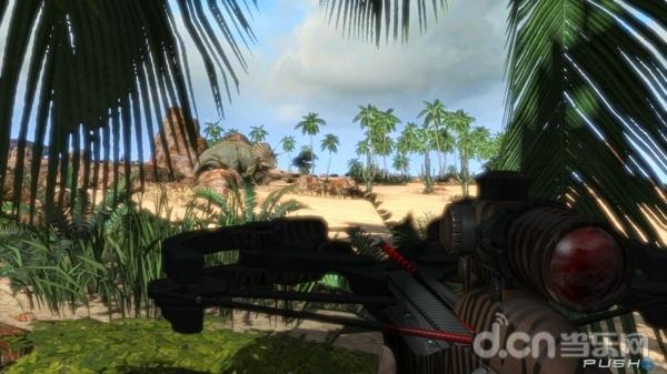 屠龙猎手 Carnivores: Dinosaur Hunter HD