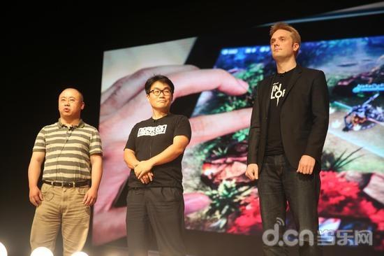 《虚荣》开发商CEO表示,与巨人一起开启全球真正的触屏电子竞技巨作