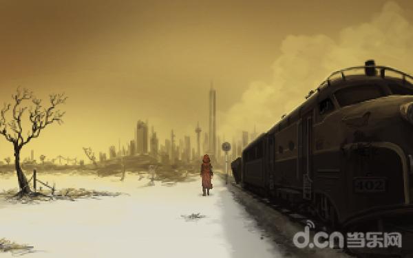 AVG新作《碎片之光》曝光 聚集末日之后的生存之路_单机新闻_原创频道_当乐网