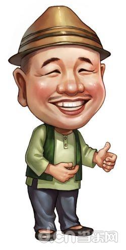 赵本山也玩儿跨界 将推乡村爱情版 明星斗地主