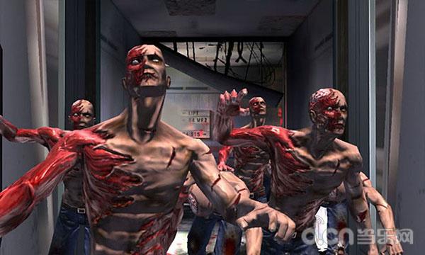 可以说如果没有游戏中出现的这些丧尸,《死亡之屋》系列就很