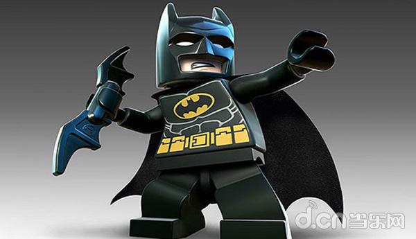 《乐高蝙蝠侠:飞跃哥谭市