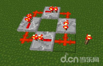 环红石电路怎么做