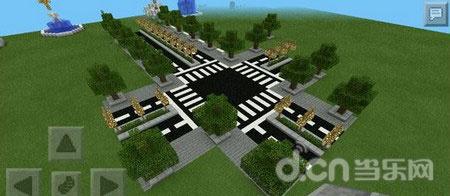 《我的世界手机版》公路建造教程