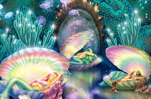 缱绻夏日里的一抹蔚蓝 海洋主题手游让你清爽入伏