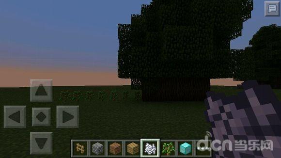 《我的世界手机版》种植树木技巧