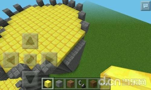 《我的世界手机版》欧式城堡建造教程
