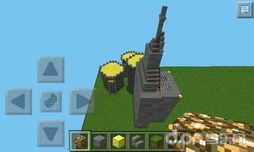 我的世界手机版宏伟城堡制作攻略