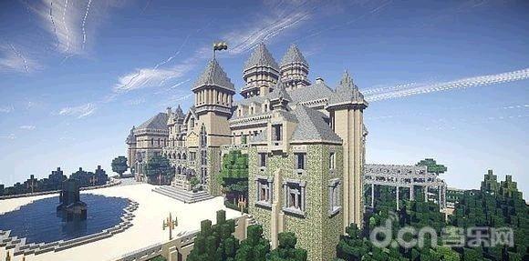 我的世界十大建筑设计图欣赏