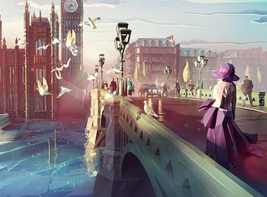棱角分明的艺术美 十款低多边形风格的游戏推荐