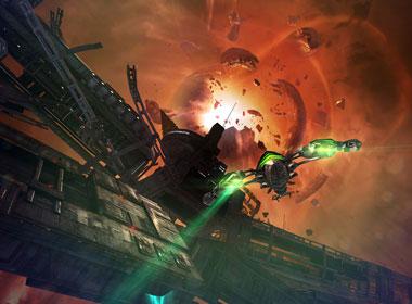 《浴火银河3》难产记:看移动平台最强科幻系列如何一步步走向免费网游