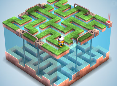 一款5MB大小的解谜游戏能好玩到这程度,也是没谁了!《Mekorama》评测