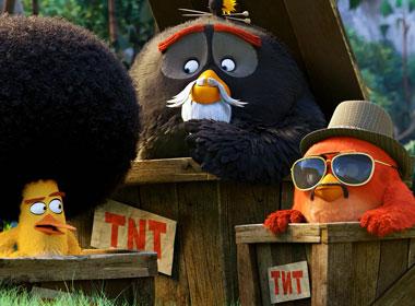 """纳尼!愤怒的小鸟是""""恐龙的后裔""""?大电影告诉你何为萌即正义!"""