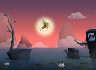 玩的不是游戏 是艺术品 《逃跑的青蛙王子》评测