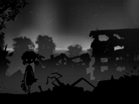莉娜和战争阴影