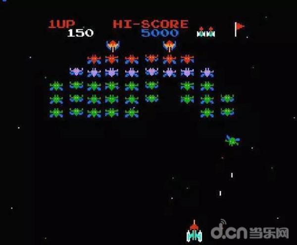 外星昆蟲組團入侵銀河系 紅白機經典續作《Galaga Wars》即將上線