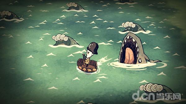 愛玩玩 不玩滾 「新遊戲」《饑荒:海難》上架移動平臺