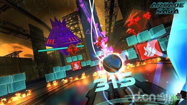 全面升級版打磚塊!VR遊戲新作《Arcade Saga》登錄Steam