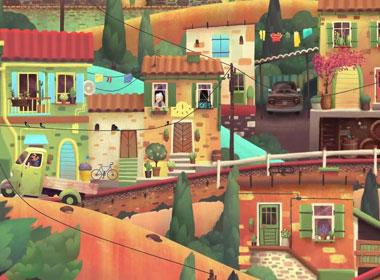 一场魔幻现实之旅,《老人的旅行》玩法视频曝光