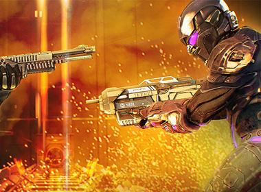 王者复苏!Gameloft重启科幻射击系列《N.O.V.A.》