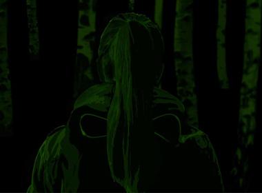 没有画面,只听声音,《一个背叛全世界的女孩》的奇异探险