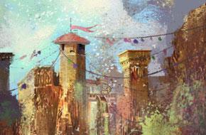 雷亚出品 奇幻RPG《Sdorica》4月开启小规模封测