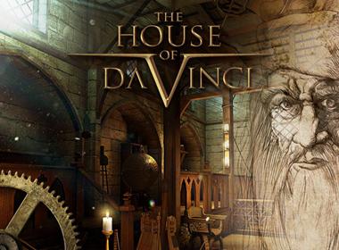 神似未上锁的房间 解谜游戏《达芬奇之家》月底上架