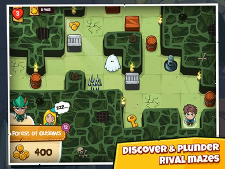 迷宫盗贼:地牢建造