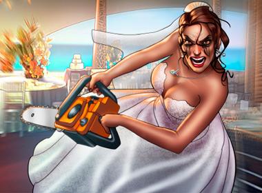 兄弟僚机大闹婚礼,原因竟是准新娘是恶魔