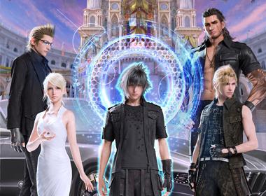 《最终幻想15》手游上架:当杀马特遭遇换皮的新帝国