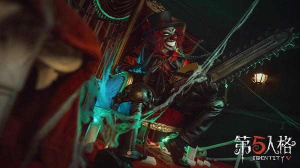 小丑第五人格_游戏美眉_原创频道_当乐网